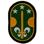 Patch, 42nd Military Police Brigade, Color