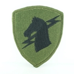 Patch, 1st Special Operations Command, without Airborne Tab, Color