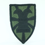 Patch, 7th Sustainment Brigade, Color