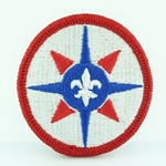 Patch, 8th Sustainment Command, Color