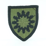 Patch, 149th Armor Brigade ACU with Velcro®
