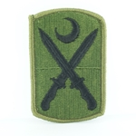 Patch, 204th Maneuver Enhancement Brigade ACU with Velcro®