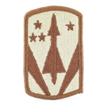 Patch, 31st Air Defense Artillery Brigade, Color