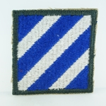 Patch, 3rd Infantry Division, Color