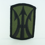 Patch, 11th Infantry Brigade, Color