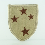 Patch, 23rd Infantry Division, Color