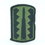 Patch, 101st Airborne Division With Tab, Color