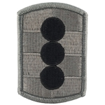 Patch, 151st Field Artillery Brigade ACU with Velcro®