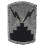 Patch, 160th Signal Brigade ACU with Velcro®