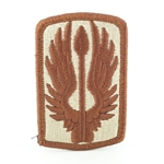 Patch, 18th Aviation Brigade, without Airborne Tab, Color