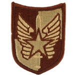 Patch, 17th Aviation Brigade, Color