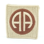 Patch, XVIII Airborne Corps with Airborne Tab, Color