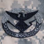 ACU Sew-on Career Counselor Badge