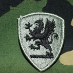 Patch, Maryland Army National Guard, MultiCam® with Velcro®