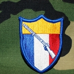 Patch, Army National Guard, Kentucky, MultiCam® with Velcro®