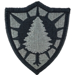 Patch, Army National Guard, Louisiana, MultiCam® with Velcro®