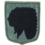 Patch, Oklahoma Army National Guard, MultiCam® with Velcro®