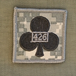 Helmet Patch, 426th Support Battalion, ACU