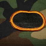 Beret Flash, STB, 2nd BCT, 82nd Airborne Division, Merrowed Edge