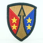 Patch, Army Reserve Sustainment Command, Color