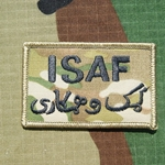 ISAF, MultiCam® Patch with Velcro®, Type 4A