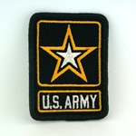 Patch, USA Star Logo, MultiCam® with Velcro®