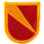 Beret Flash, 1st Battalion (Air Assault) 3rd Air Defense Artillery (V/S)