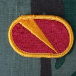 Oval, 1st Battalion (Air Assault) 3rd Air Defense Artillery (V/S)