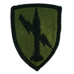 Patch, 1st Army, Color