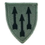 Patch, 100th Infantry Division ACU with Velcro®