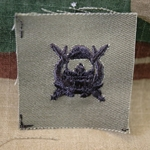 Subdued Sew-On, Diver Badge, Special Operations
