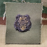 Subdued Sew-On, Diver Badge, First Class