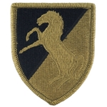 Patch, 11th Armored Cavalry Regiment ACU with Velcro®