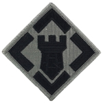Patch, 20th Engineer Brigade, Multicam® with Velcro®