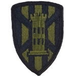 Patch, 7th Engineer Brigade, Color