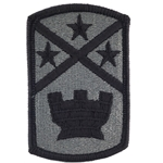 Patch, 194th Engineer Brigade, MultiCam® with Velcro®
