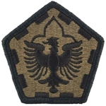 Patch, 416 Engineer Command, Color