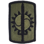 Patch, 8th Military Police Brigade, Color