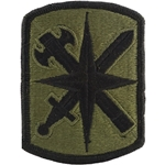 Patch, 14th Military Police Brigade, Color
