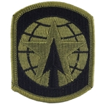 Patch, 16th Military Police Brigade without Airborne Tab, Color