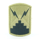 Patch, 7th Signal Brigade, MultiCam® with Velcro®