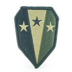Patch, 50th Infantry Brigade Combat Team, MultiCam® with Velcro®