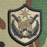 Patch, Multi-National Force-Iraq, MultiCam® with Velcro®