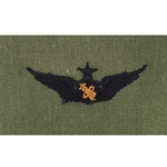 Subdued Sew-On, Air Assault Badge