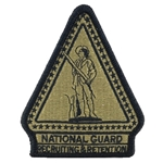 Patch, 17th Sustainment Brigade Color