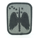 Patch, 1st Aviation Brigade ACU with Velcro®