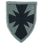 Patch, 8th Sustainment Command ACU with Velcro®