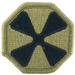 Patch, 8th Army ACU with Velcro®
