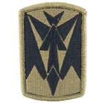 Patch, 35th Air Defense Artillery Bde ACU with Velcro®