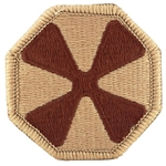 Patch, 8th Army, Color